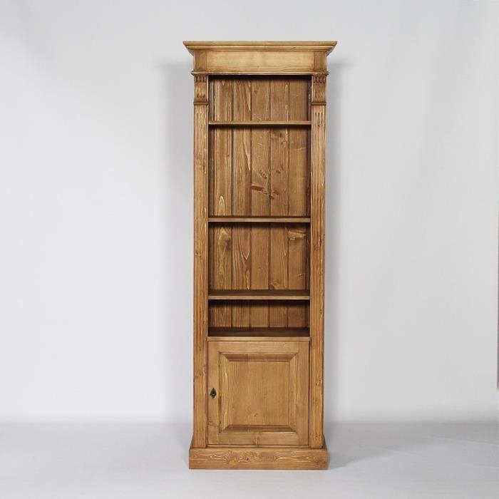 colonne directoire en bois massif bois achat vente meuble tag re colonne directoire en. Black Bedroom Furniture Sets. Home Design Ideas