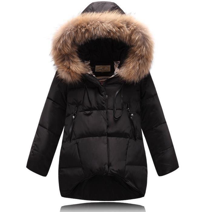 mode fille hiver doudounes manteaux chaud b b beige. Black Bedroom Furniture Sets. Home Design Ideas