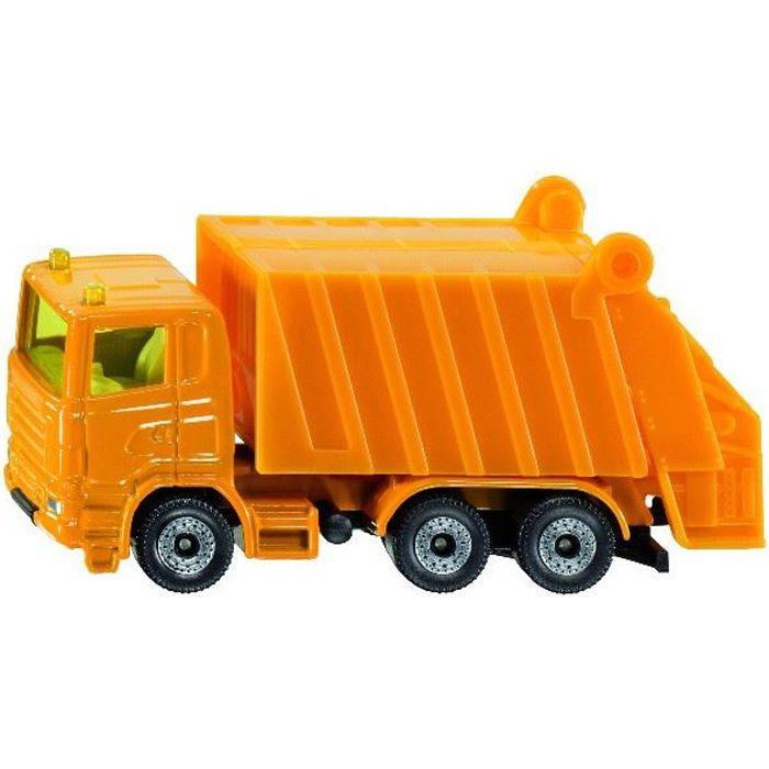 camion poubelle achat vente voiture construire les soldes sur cdiscount cdiscount. Black Bedroom Furniture Sets. Home Design Ideas
