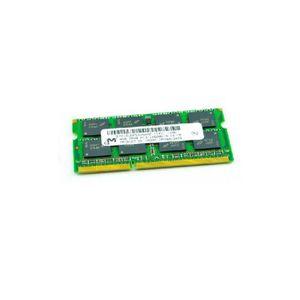 MÉMOIRE RAM Barrette Mémoire RAM Sodimm 4Go DDR3 PC3-10600S Mi