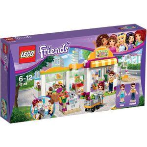 ASSEMBLAGE CONSTRUCTION LEGO® Friends 41118 Le Supermarché d'Heartlake Cit