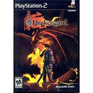 JEU PS2 Drakengard.