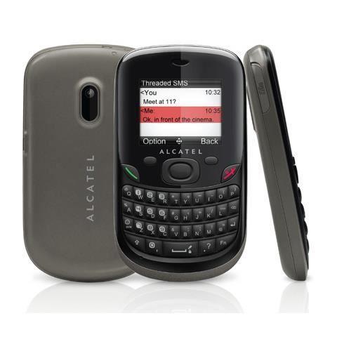 portable alcatel one touch ot355 noir achat t l phone. Black Bedroom Furniture Sets. Home Design Ideas