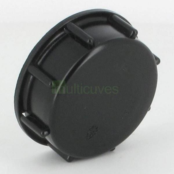 Bouchon plein standard pour vanne 2 pas gaz de cuve eau - Bouchon cuve 1000l ...