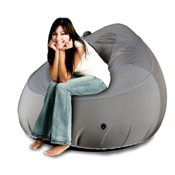pouf g ant goutte d 39 eau couleur taupe wind pouf achat vente fauteuil jardin pouf g ant. Black Bedroom Furniture Sets. Home Design Ideas