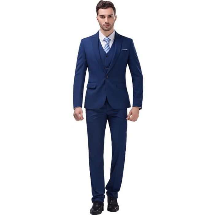costume tailleur costume mariage homme 3 pieces mode costume de - Costume Mariage Homme 3 Pieces