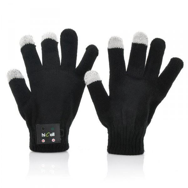 pour cran tactile gants bluetooth magique pour r pondre un appel. Black Bedroom Furniture Sets. Home Design Ideas