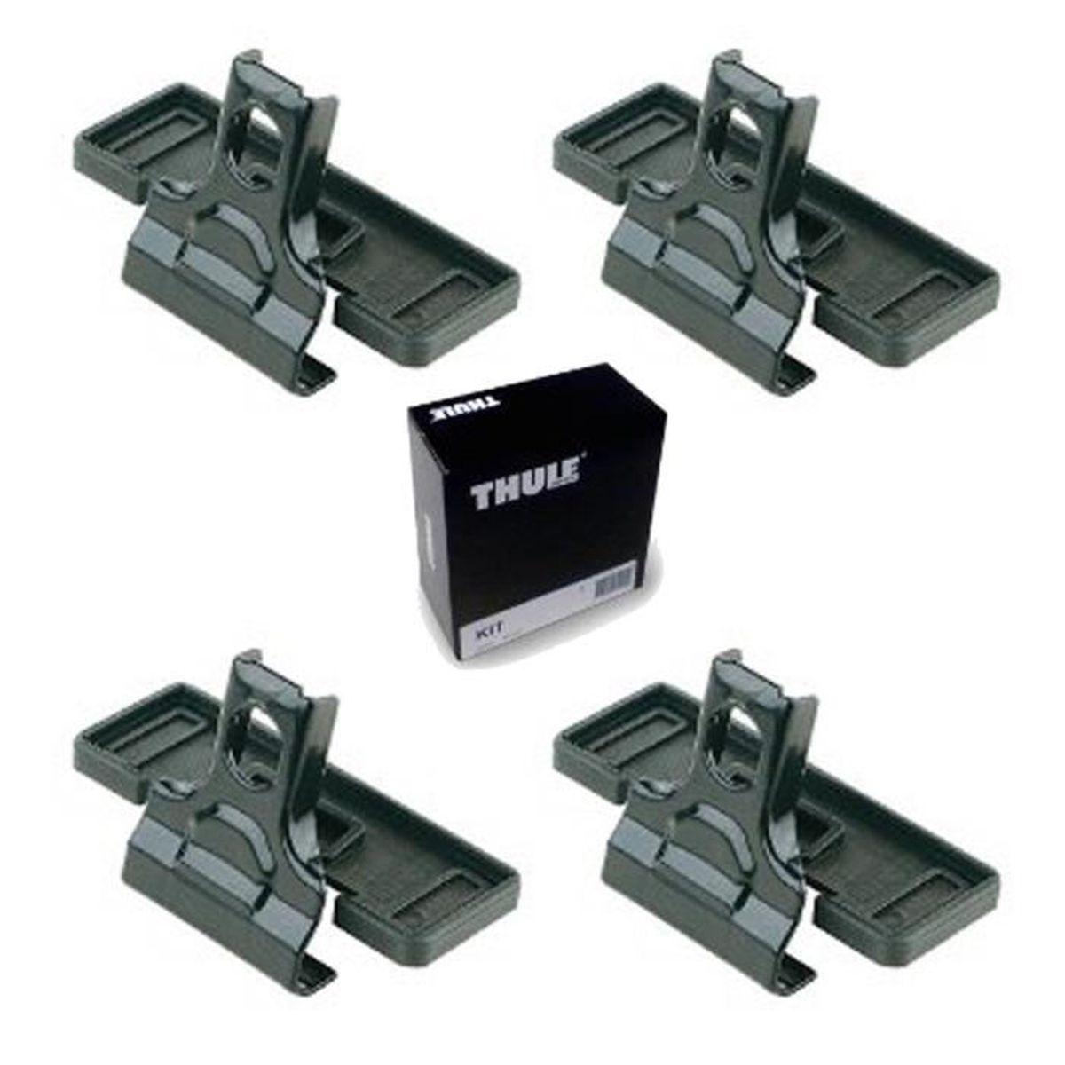 thule 1119 kit barres de toit pour renault clio 3 5 portes 98 achat vente barres de toit. Black Bedroom Furniture Sets. Home Design Ideas