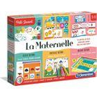 JEU D'APPRENTISSAGE CLEMENTONI La Maternelle Kit de 10 Jeux