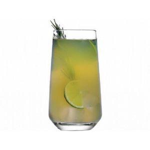 Verre à eau - Soda 6 Verres à eau, sirop, jus de fruits - Sables & Re