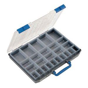 malette plastique a compartiment achat vente malette plastique a compartiment pas cher. Black Bedroom Furniture Sets. Home Design Ideas