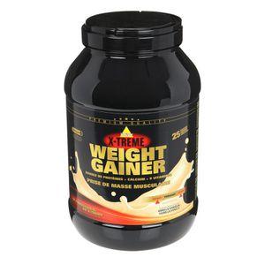 GAINER - PRISE DE MASSE INKOSPOR Poudre Weight Gainer 2,5 Kg Vanille