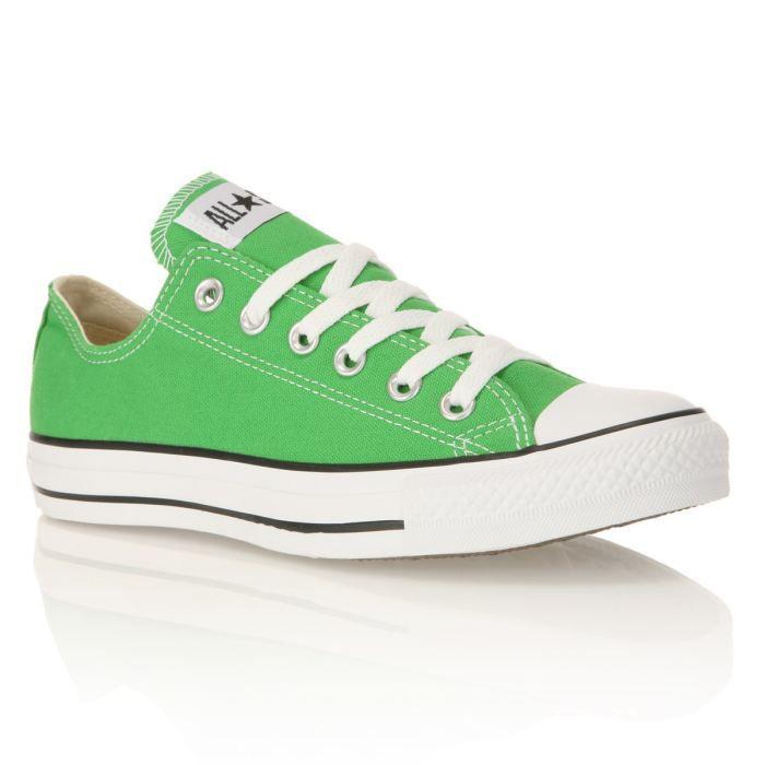 Converse Femme Vert