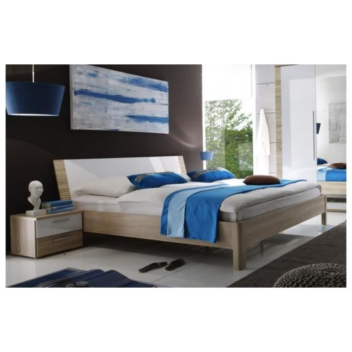 Chambre coucher ref chlo 2 achat vente chambre for Achat chambre a coucher complete