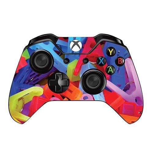 Skin stickers pour microsoft xbox one controller sticker for Stickers fil a linge