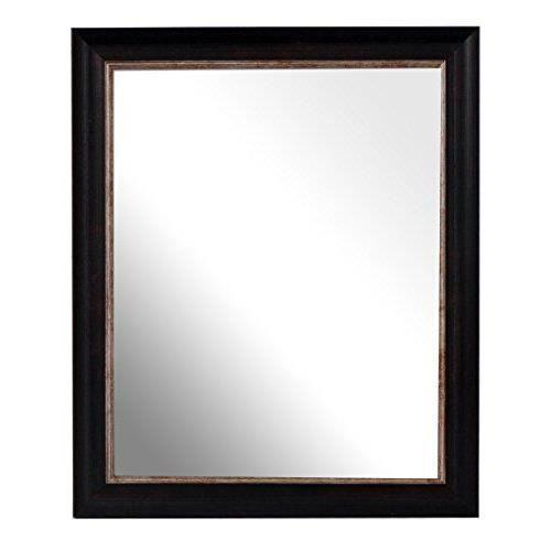Inov8 10 x 8 cm petit lavable miroirs traditionnels de for Petit miroir noir