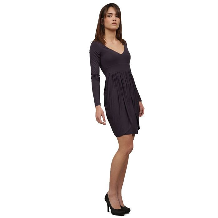Vente Robe Robe Guess Femme W04k08k01i0 Soldes Dete Cdiscount