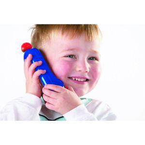 telephone portable jouet pour bebe achat vente jeux et jouets pas chers. Black Bedroom Furniture Sets. Home Design Ideas