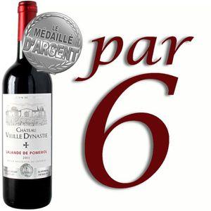 VIN ROUGE Château Vieille Dynastie Lalande de Pomerol 201...