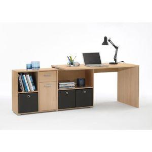meuble d 39 angle de bureau bureau d 39 angle avec rangement. Black Bedroom Furniture Sets. Home Design Ideas