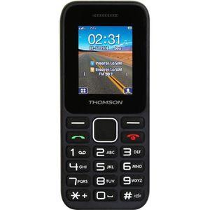 Téléphone portable Thomson Tlink 11 Noir