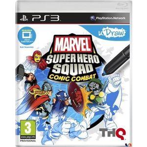 Marvel Super Hero Squad Jeu PS3