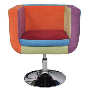 fauteuil design achat vente fauteuil design pas cher soldes cdiscount. Black Bedroom Furniture Sets. Home Design Ideas
