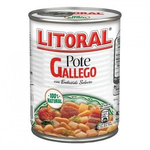 HARICOT-FLAGEOLET Potage Galicien 440 Grs
