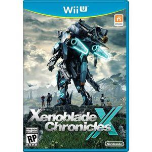 JEUX WII U Xenoblade Chronicles X Jeu Wii U