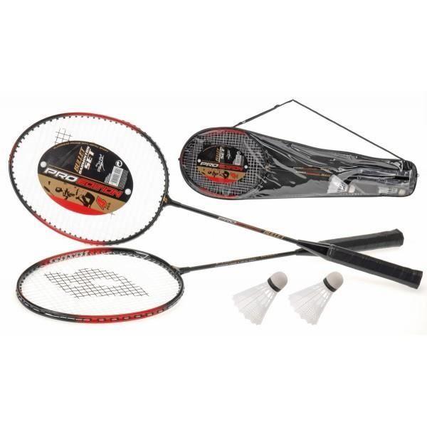 jeu badminton 2 joueurs achat vente kit badminton. Black Bedroom Furniture Sets. Home Design Ideas