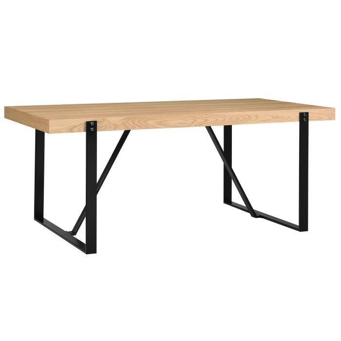 Table de salle manger pour 6 chaises for Table et 6 chaises salle a manger