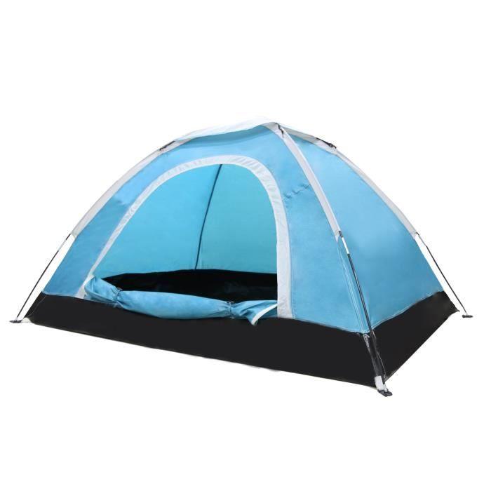 tente de camping 2 places tente enfants prix pas cher cdiscount. Black Bedroom Furniture Sets. Home Design Ideas