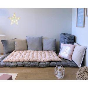 coussin 60x120 achat vente coussin 60x120 pas cher les soldes sur cdiscount cdiscount. Black Bedroom Furniture Sets. Home Design Ideas