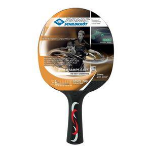 REVETEMENT RAQUETTE DONIC SHILDKROT Raquette Tennis de Table Champs Li