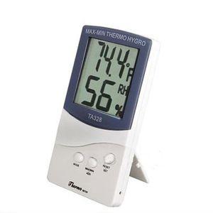 Thermometre hygrometre interieur exterieur achat vente for Thermometre digital exterieur