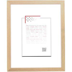 Cadre photo bois 50 x 70 achat vente cadre photo bois - Cadre photo 40x50 ...