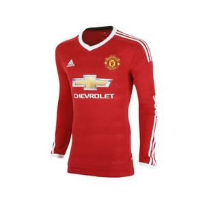 MAILLOT DE FOOTBALL Maillot Manches Longues Manchester United Domicile