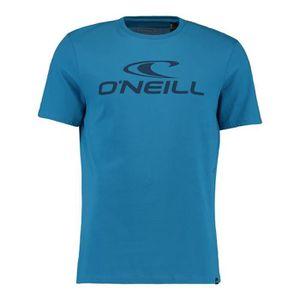 T-SHIRT Tee shirt ONeill Oneill Deep Water Bleu