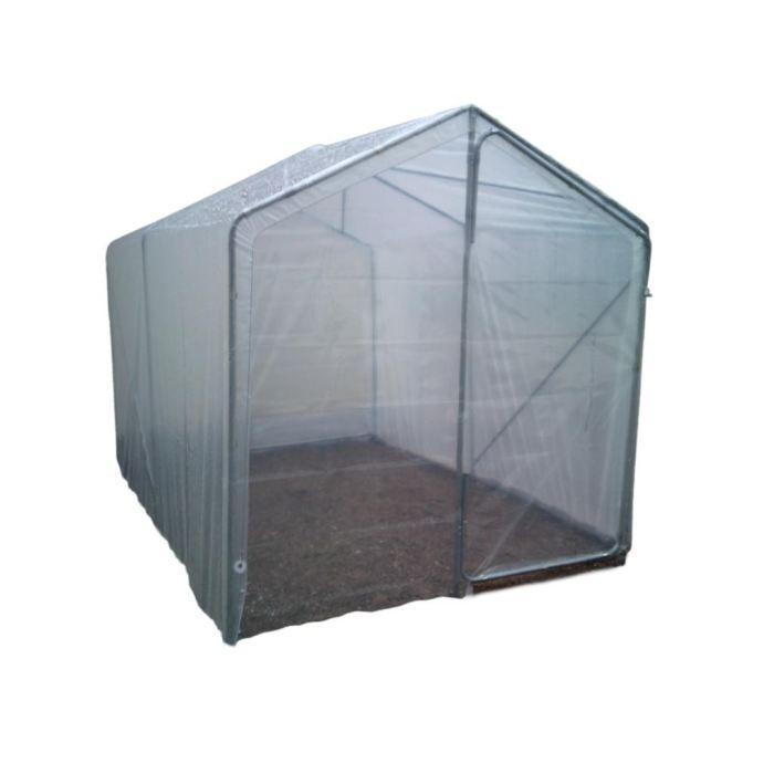 serre tunnel semi professionnelle 6m achat vente. Black Bedroom Furniture Sets. Home Design Ideas