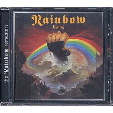 Ritchie blackmores rainbow og stereo uk oyster lp a1/b1