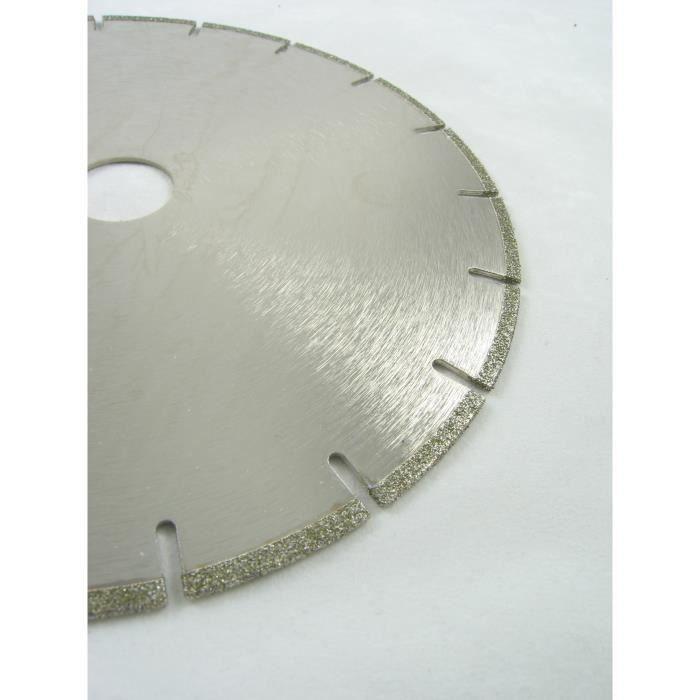 disque diamant 200mm pour le verre achat vente disque de d coupe cdiscount. Black Bedroom Furniture Sets. Home Design Ideas