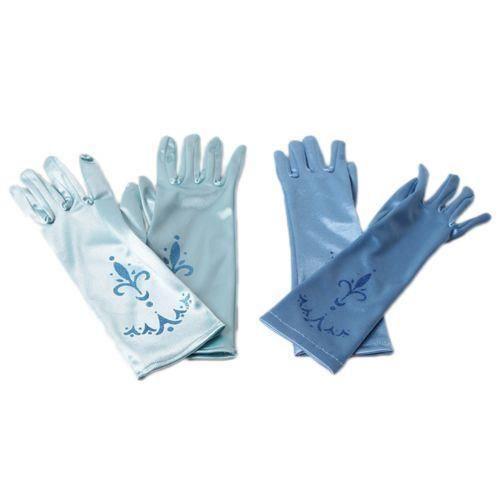 2 paires de gants reine des neiges bleu achat vente - Gant de la reine des neiges ...