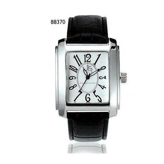 montre homme bracelet cuir achat vente montre montre. Black Bedroom Furniture Sets. Home Design Ideas