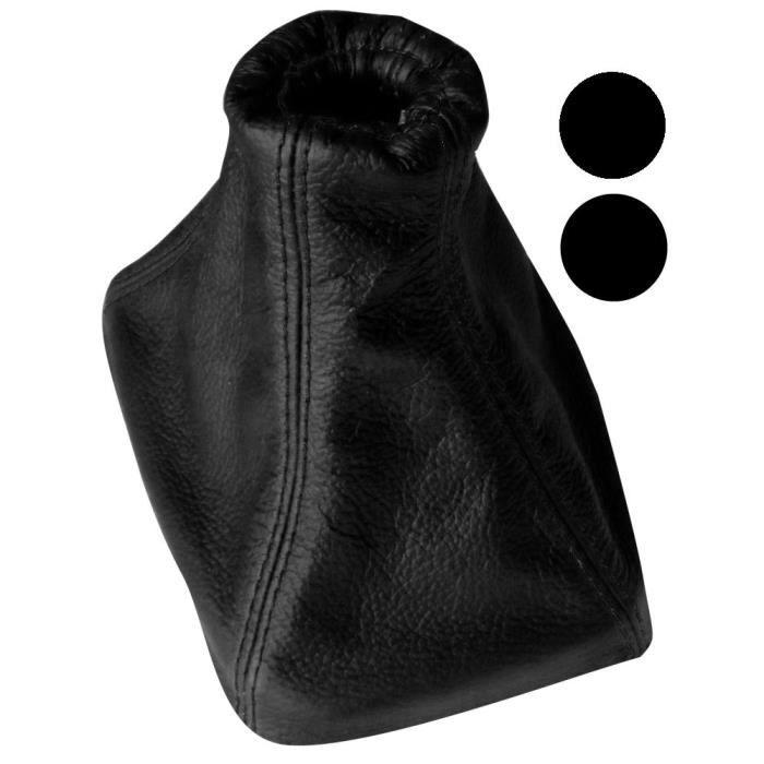 soufflet levier de vitesse noir bmw 3 e36 e46 achat vente levier pommeaux soufflet levier. Black Bedroom Furniture Sets. Home Design Ideas