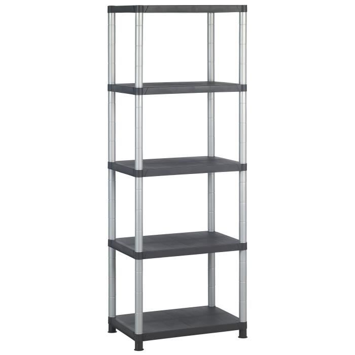 Beautiful armoire de rangement en plastique leroy merlin 12 allibert master - Etagere leroy merlin ...