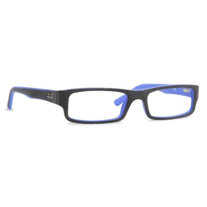 ray ban lunettes de vue homme rx5246 5224 noir noir achat vente lunettes de vue ray ban. Black Bedroom Furniture Sets. Home Design Ideas