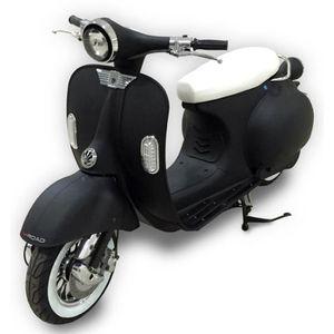 SCOOTER E-ROAD Scooter Electrique 1500 W  Noir