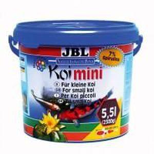 Granul s pour carpe moyenne ko mini 5 5l achat vente for Achat carpe koi en ligne