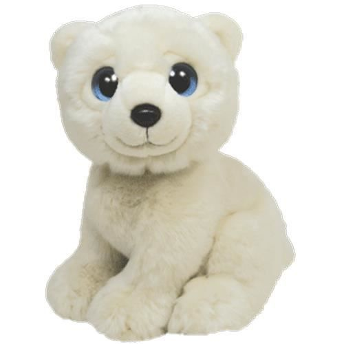 peluche ty ours polaire iceberg 23 cm achat vente peluche cdiscount. Black Bedroom Furniture Sets. Home Design Ideas