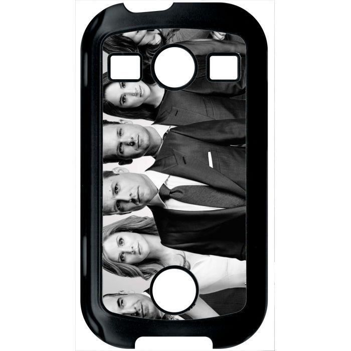 telephonie accessoires portable gsm coque samsung galaxy xcover  s suits casting f auc
